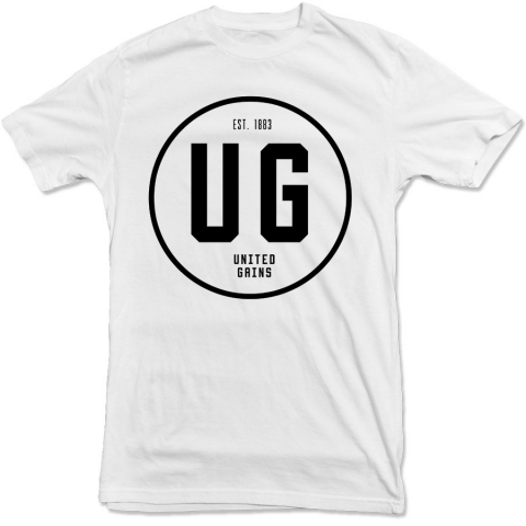 United Gains - Badge Tee